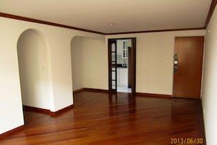 Apartamento en Prado Veraniego, Colina Campestre, 3 Habitaciones- 78m2.
