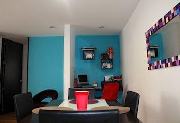 Apartamento en venta en Las Orquídeas de 2 hab. con Bbq...