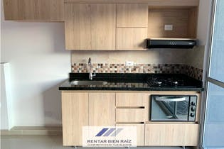Apartamento en venta en Casco Urbano Caldas de 3 alcobas