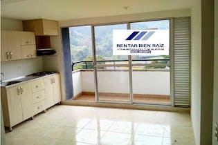 Apartamento en venta en Casco Urbano Caldas 50m² con Balcón...