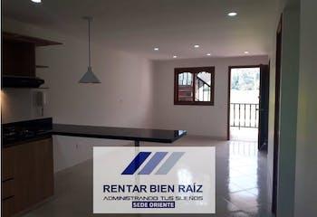 Apartamento en La Ceja Antioquia, Con 3 habitaciones-82mt2