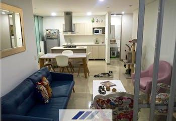 Apartamento en El Poblado Medellín, Con 3 habitaciones-92mt2