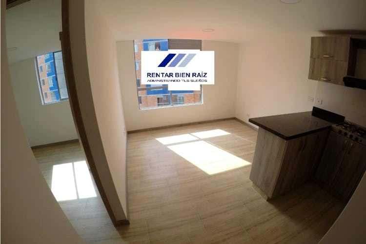 Portada Apartamento en Santa Elena, Con 2 habitaciones-40mt2