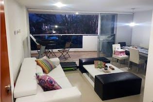 Apartamento en El Trapiche Sabaneta, Con 4 habitaciones-102mt2