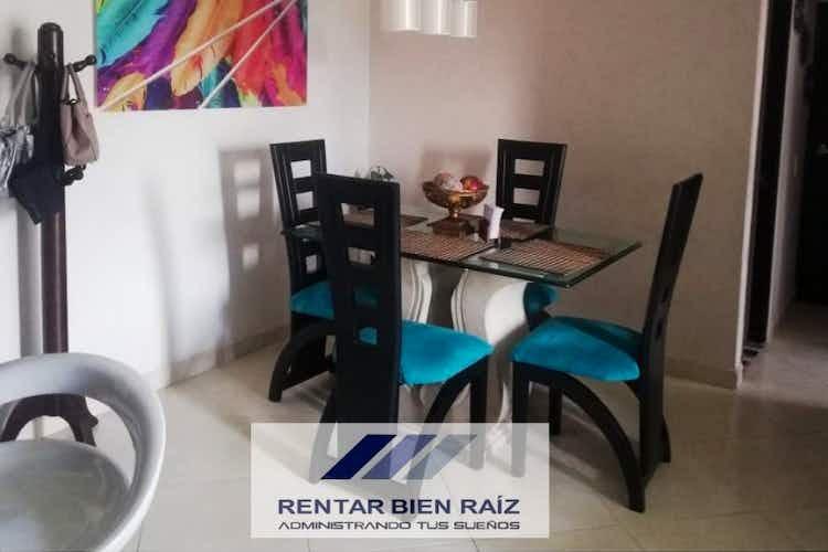 Portada Apartamento en  Calasanz Medellín, Con 3 habitaciones-56mt2