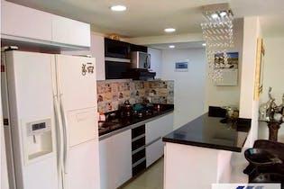 Apartamento en San German Medellín, Con 3 habitaciones-78mt2