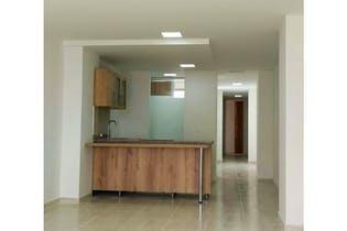 Apartamento Duplex en La Floresta, Con 2 habitaciones-81mt2