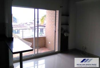 Apartamento Dúplex en San Joaquin Medellín, Con 3 habitaciones-122mt2