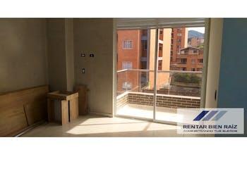 Apartamento en La Floresta Medellín, Con 2 habitaciones-86mt2
