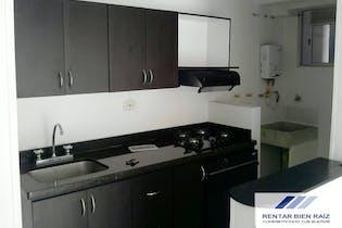 Apartamento en Los Colores Medellín, Con 3 habitaciones-59mt2