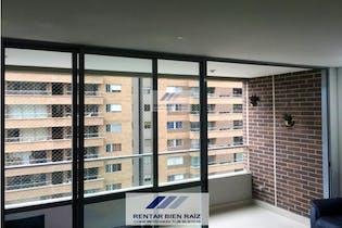 Apartamento en Ciudad del Río-El Poblado, con 3 Alcobas - 121 mt2.