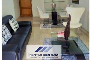 Apartamento en La Castellana-Laureles, con 3 Alcobas - 99 mt2.