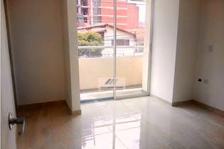 Apartamento en Asturias-Itagüí, con 3 Alcobas - 108 mt2.