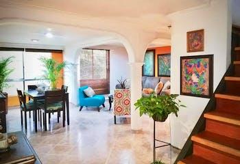 Apartamento en San Diego-Candelaria, con 3 Alcobas - 85 mt2.