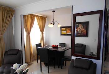 Apartamento En La Coruña-Candelaria La Nueva, con 3 Habitaciones - 43 mt2.