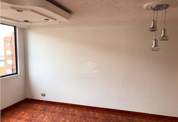 Apartamento en Normandia, Ciudad Salitre - 75mt, tres alcobas