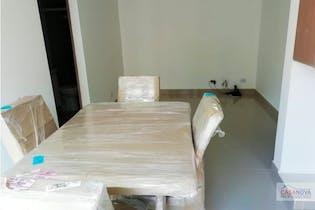 Apartamento en La Mina, Envigado - 55mt, tres alcobas