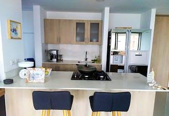 Tierra Grata El Esmeraldal, Apartamento en venta de 2 habitaciones