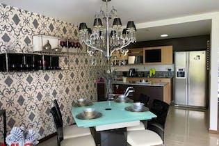 Apartamento en Los Balsos, Poblado - 113mt, dos alcobas, balcon