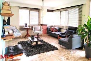 Apartamento en El Tesoro-El Poblado, con 3 Alcobas - 127 mt2.