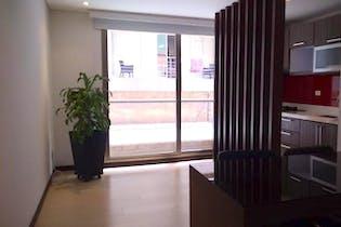 Apartaestudio En Santa Bárbara Central-Santa Bárbara, con Una Habitación - 53.94 mt2.