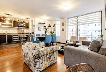 Apartamento en venta en Pradera Norte 76m² con Gimnasio...