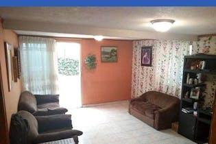 Casa en venta en Res Coacalco Los Arcos de 124m2.