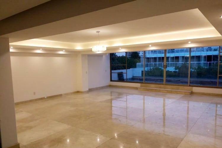 Portada Departamento en venta en Polanco, 340 m2, tres terrazas.