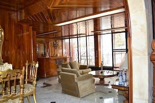 Casa en venta en Del Valle de 1200 mt con chimenea