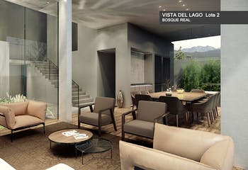 Casa en venta en Bosque Real Country Club de 526 mt
