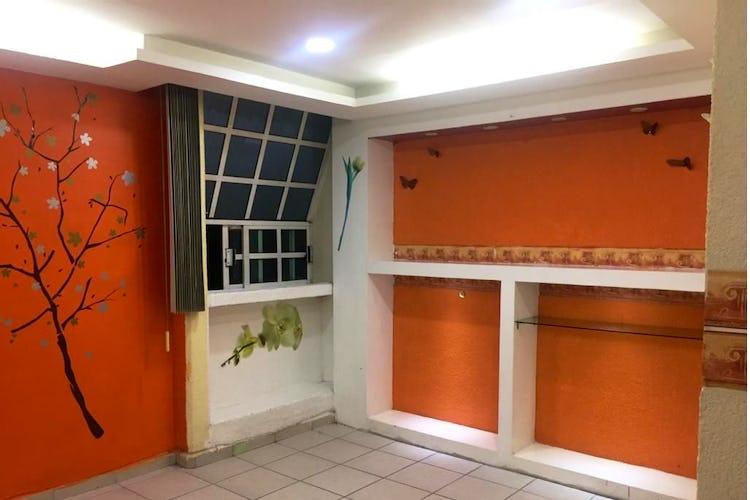 Portada Departamento en venta en Ex-Hacienda el Rosario con  roof garden