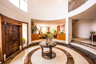Casa en venta en Parque del Pedregal de 900 mt con chimenea