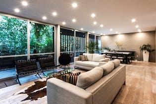 Departamento en venta en Polanco, 252 m2, con terraza privada