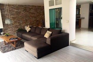Casa en venta en Colonia Cuajimalpa de 216 mt con balcón