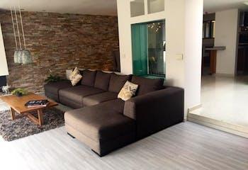 Casa en venta en Colonia Cuajimalpa de 216mt con terraza