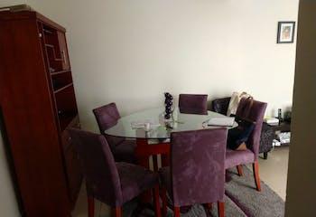 Departamento en venta en col Anáhuac, 63 m2, 2 recámaras.