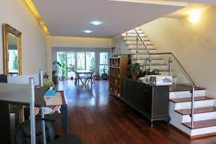 Casa en venta  Del Carmen Coyoacan 261 m2 con jardín
