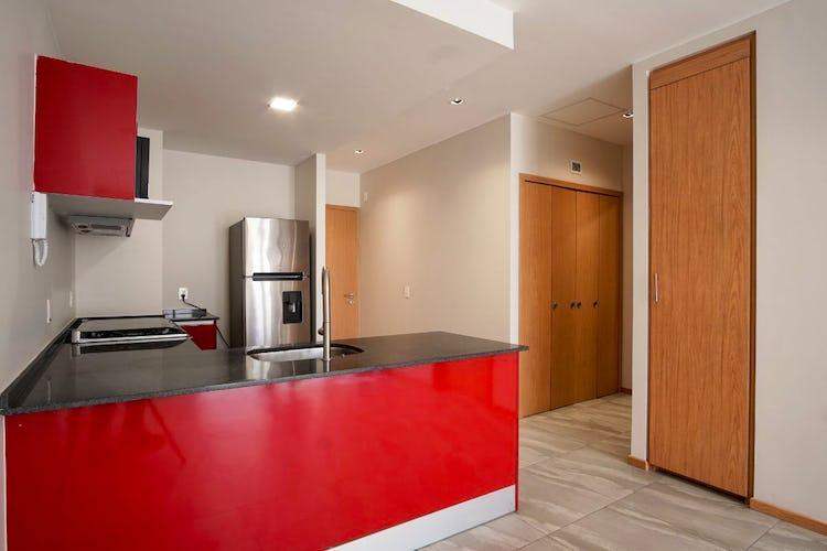 Portada Departamento en venta en Ampliación Granada, 54 m2, con amenidades