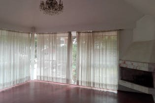 Casa en venta en La Herradura, de 343mtrs2 con chimenea