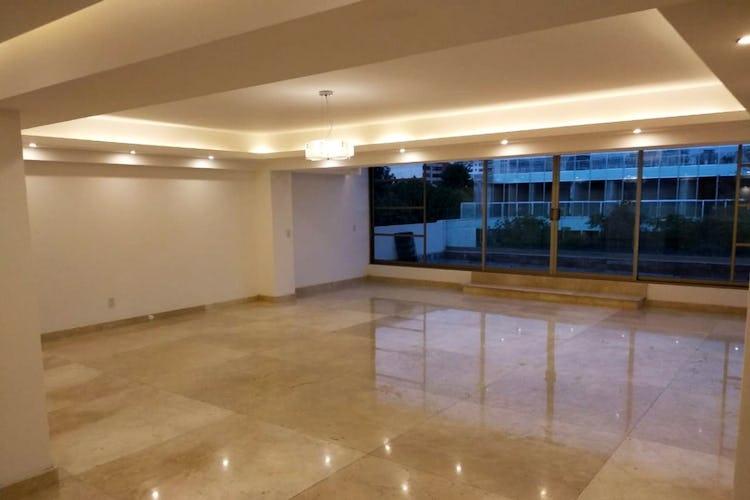 Portada Departamento en venta en Polanco, 340 m2, tres niveles con terraza.