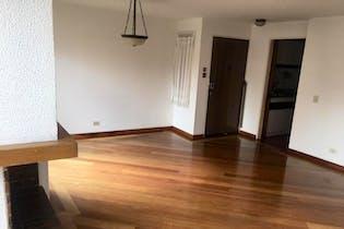 Apartamento en Pasadena, Pasadena - 91mt, tres alcobas, chimenea