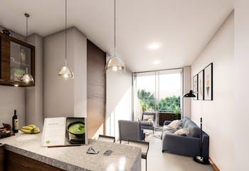 Cavala, Apartamentos nuevos en venta en Cabañitas con 3 habitaciones