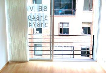 Apartamento en venta en Barrio Chapinero 59m²