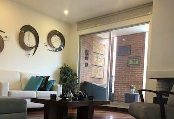 Apartamento En Barrio Cedritos-Cedritos, con 3 Alcobas - 159.8 mt2.