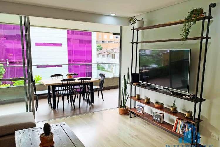 Portada Apartamento en Las Lomas, Poblado, 2 Habitaciones- 95m2.