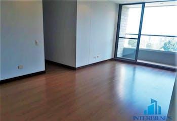 Apartamento en El Campestre, Poblado, 3 Habitaciones- 80m2.