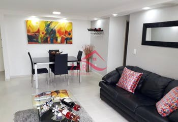 Apartamento en venta en Loma de los Bernal con 3 Habitaciones - 94 mt2.