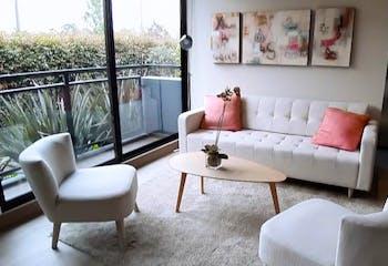 Apartamento en Modelia, Modelia - 66mt, tres alcobas, balcon