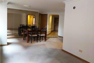 Apartamento en Country Club, La Carolina - 93mt, dos alcobas