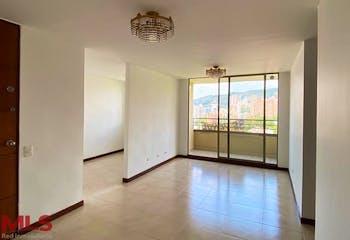 Apartamento en venta en El Tesoro, con 3 Habitaciones, balcón